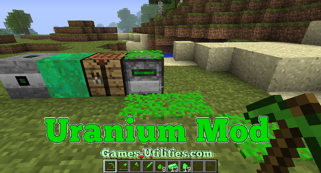 Uranium for Minecraft