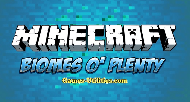Biomes O Plenty Mod for Minecraft