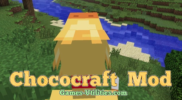 Chococraft for Minecraft 1.9.1/1.9.2/1.8.9