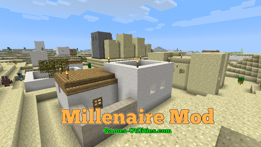 Millenaire for Minecraft