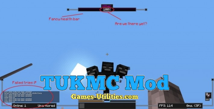 TUKMC for Minecraft