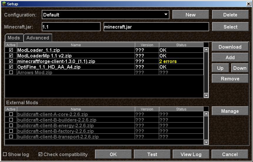 Magic Launcher Screenshot