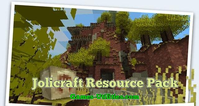 Jolicraft Resource Pack for Minecraft