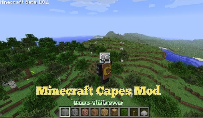 Minecraft Capes Mod