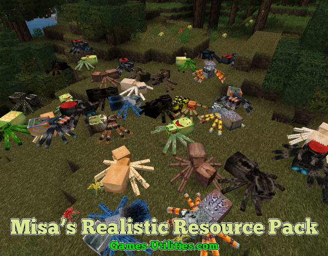Misa's Realistic Resource Pack