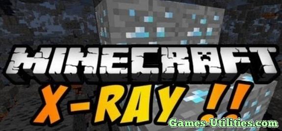 XRay for Minecraft 1.9.1/1.9.2/1.8.9